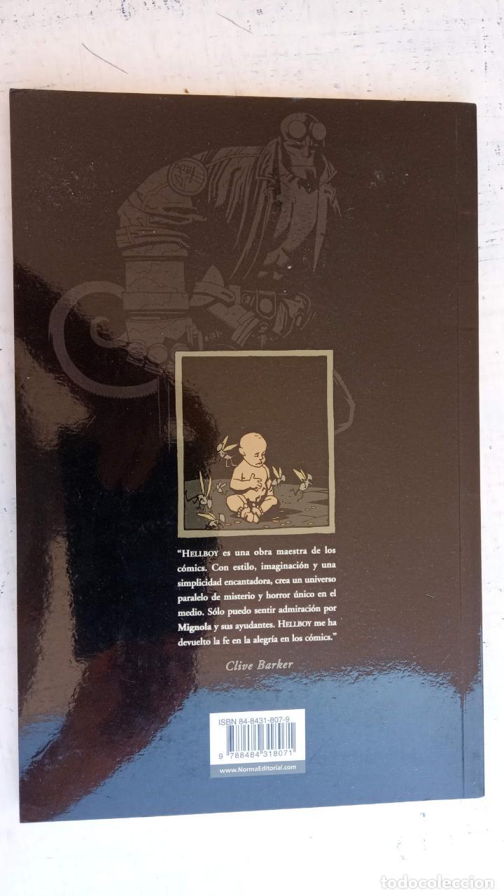 Cómics: HELLBOY Nº 1 Y 2 HISTORIAS EXTRAÑAS - NORMA EDITORIAL, NUEVOS - Foto 8 - 209618425