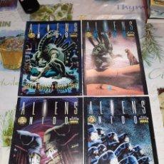 Fumetti: ALIENS NIDO COMPLETA 4 VOLUMENES. Lote 209627215