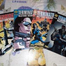Fumetti: TERMINATOR OBJETIVOS SECUNDARIOS COMPLETA. Lote 209628430