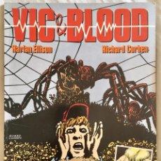 Cómics: VIC & BLOOD (HARLAN ELLISON, RICHARD CORBEN. COL. CIMOC EXTRA COLOR 72). Lote 209819400