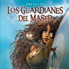 Cómics: NORMA. LOS GUARDIANES DEL MASER 3, ELOJO DEL MAR, 4, LA TORRE DEHIERRO. FREZZATO. Lote 209870842