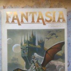 Cómics: FANTASIA CIMOC Nº 1 NORMA EDITORIAL 1981. Lote 209882675