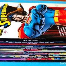 Cómics: SUPERMAN VOL. 1 (COMPLETA) DEL 1 AL 20 (VER 20 FOTOS) ''MUY BUEN ESTADO''. Lote 210006507