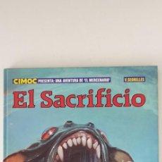 Cómics: EL MERCENARIO. EL SACRIFICIO. Lote 210038422