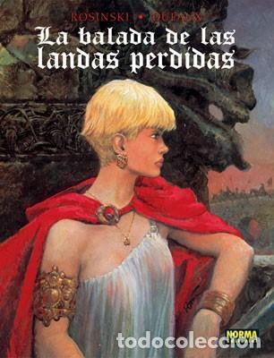 BALADA DE LAS LANDAS PERDIDAS,LA VOL.INTEGRAL (Tebeos y Comics - Norma - Comic Europeo)