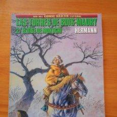 Cómics: LAS TORRES DE BOIS-MAURY Nº 2 - ELOUSE DE MONTGRI - HERMANN - EXTRA COLOR Nº 86 - NORMA (B1). Lote 210085692