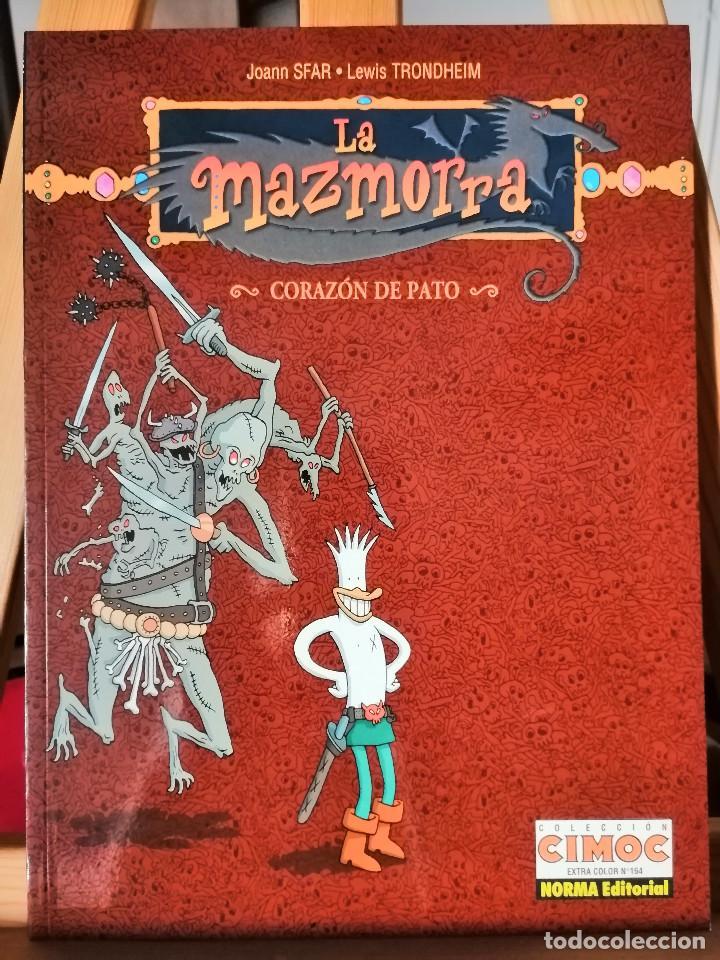 LA MAZMORRA - CORAZÓN DE PATO (Tebeos y Comics - Norma - Cimoc)