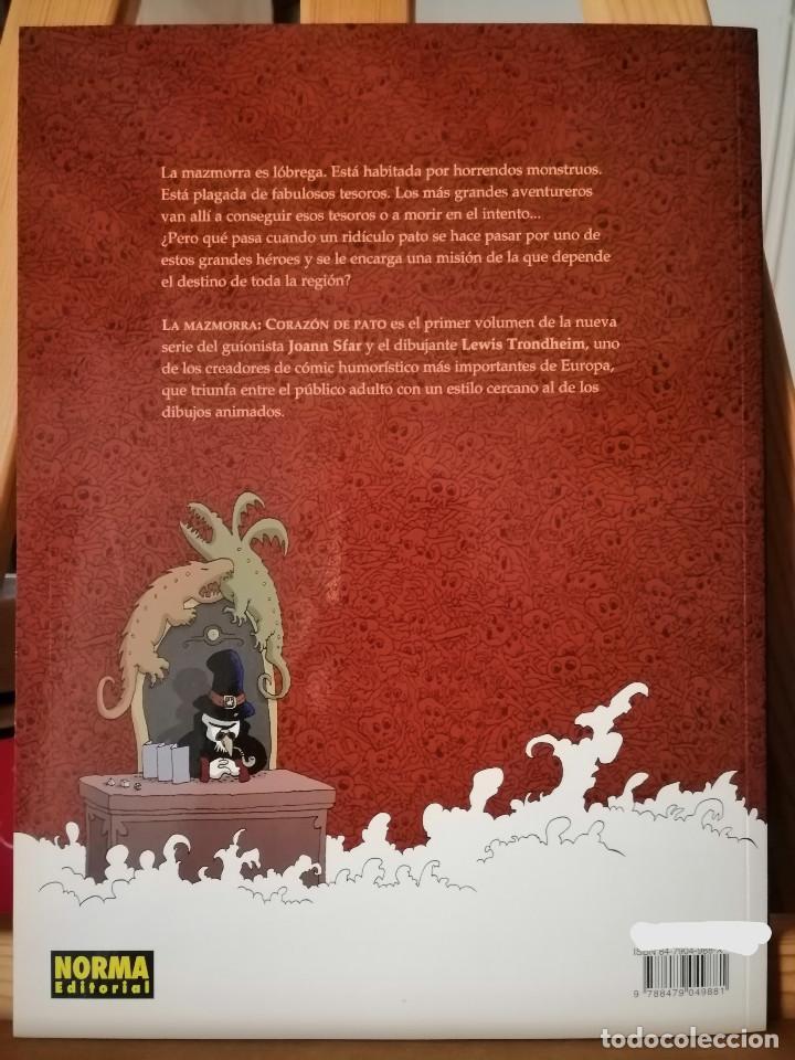 Cómics: LA MAZMORRA - CORAZÓN DE PATO - Foto 2 - 210088533