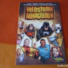 Cómics: WILDSTORM ARMAGEDDON ( GAGE ) ¡MUY BUEN ESTADO! NORMA. Lote 210173376