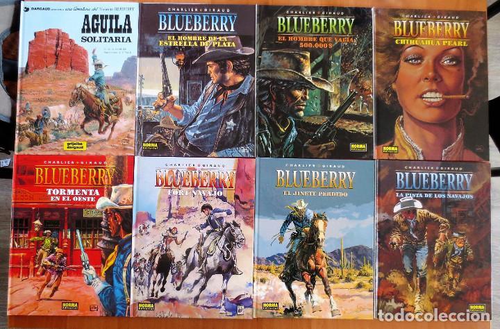 BLUEBERRY (Tebeos y Comics - Norma - Comic Europeo)