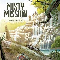 Cómics: CÓMICS. MISTY MISSION - MICHEL KOENIGUER (CARTONÉ). Lote 210254666