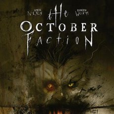 Cómics: CÓMICS. THE OCTOBER FACTION 2 - STEVE NILES/DAMIEN WORM. Lote 210256366