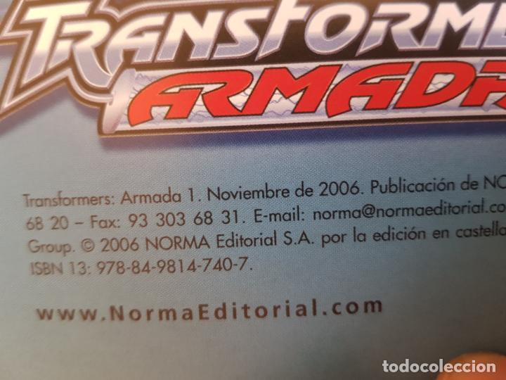Cómics: 7 tomos transformers nueva generacion,el comic oficial norma.muy buen estado.ver detalles - Foto 6 - 210401992