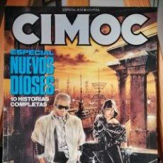 Cómics: CIMOC ESPECIAL NÚM 10 - ESPECIAL NUEVOS DIOSES.. Lote 210444541