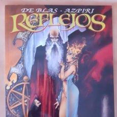 Cómics: REFLEJOS - DE BLAS / AZPIRI - NORMA EDITORIAL. Lote 210577340