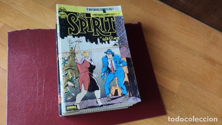 Cómics: THE SPIRIT 37 NÚMEROS MUY BUEN ESTADO - Foto 2 - 210638164
