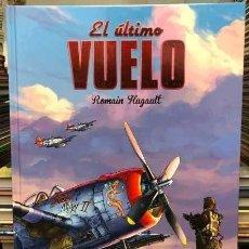 Cómics: EL ÚLTIMO VUELO, DE ROMAIN HUGAULT. 1ª EDICIÓN DE NORMA EDITORIAL. Lote 209960357