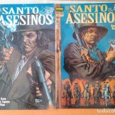Cómics: EL SANTO DE LOS ASESINOS 1 + 2 - PREDICADOR - NORMA - VERTIGO - COMIC. Lote 210787780