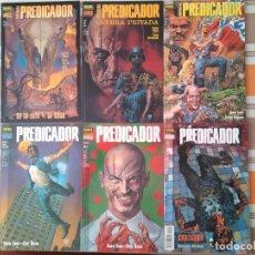 Cómics: PREDICADOR VARIOS NUMEROS - NORMA - VERTIGO - COMIC. Lote 210787949