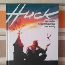 Cómics: HUCK - LOS AMERICANOS - COMIC. Lote 210788425