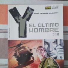 Cómics: EL ULTIMO HOMBRE - CICLOS - COMIC. Lote 210788820