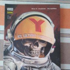 Cómics: EL ULTIMO HOMBRE - UN PEQUEÑO PASO - COMIC. Lote 210788832