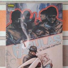 Cómics: FABULAS EL ULTIMO CASTILLO - COMIC - VERTIGO NORMA. Lote 210789000