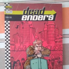Cómics: DEAD ENDERS - ROBAR EL SOL - COMIC - VERTIGO NORMA. Lote 210789041