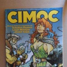 Cómics: CIMOC Nº 103 EDITORIAL NORMA. Lote 210790612