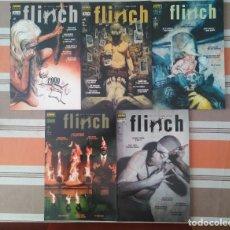 Cómics: FLINCH 5 NUMEROS COMPLETA - VERTIGO NORMA. Lote 210845150