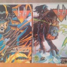 Cómics: ASH - EVENT COMICS - NUMEROS 0 Y 1. Lote 210845420