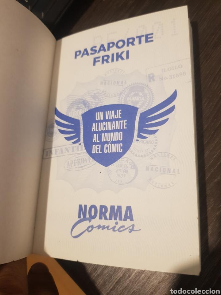 Cómics: PASAPORT FRIKI NORMA COMICS - Foto 3 - 210954921