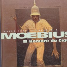 Cómics: EL HOMBRE DEL CIGURI MOEBIUS. Lote 211406870