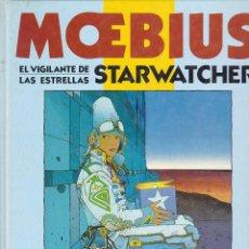 Cómics: EL VIGILANTE DE LAS ESTRELLAS MOEBIUS 2ª EDICION 1993 NORMA EDITORIAL. Lote 211407167