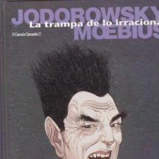 Cómics: LA TRAMSPA DE LO IRRACIONAL MOEBIUS 1ª EDICION 1995 NORMA EDITORIAL. Lote 211407261