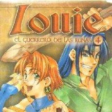 Cómics: LOUIE. RYO MIZUNO. JUN SASAMEYUKI. A-COMIC-5535. Lote 211420025