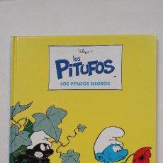 Cómics: LOS PITUFOS NEGROS. EL PITUFO VOLADOR Y EL LADRON DE PITUFOS. NORMA EDITORIAL. TDK406. Lote 211426479