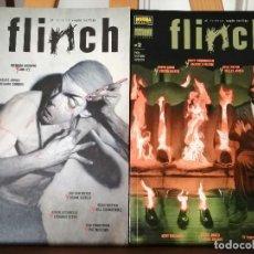 Cómics: FLINCH - EL TERROR SEGÚN VÉRTIGO. TOMOS 1 Y 2.. Lote 211427065