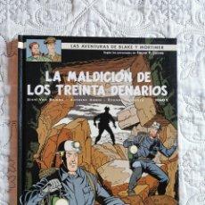 Cómics: LAS AVENTURAS DE BLAKE Y MORTIMER - LA MALDICION DE LOS TREINTA DENARIOS - TOMO - 2 N. 20. Lote 211428037