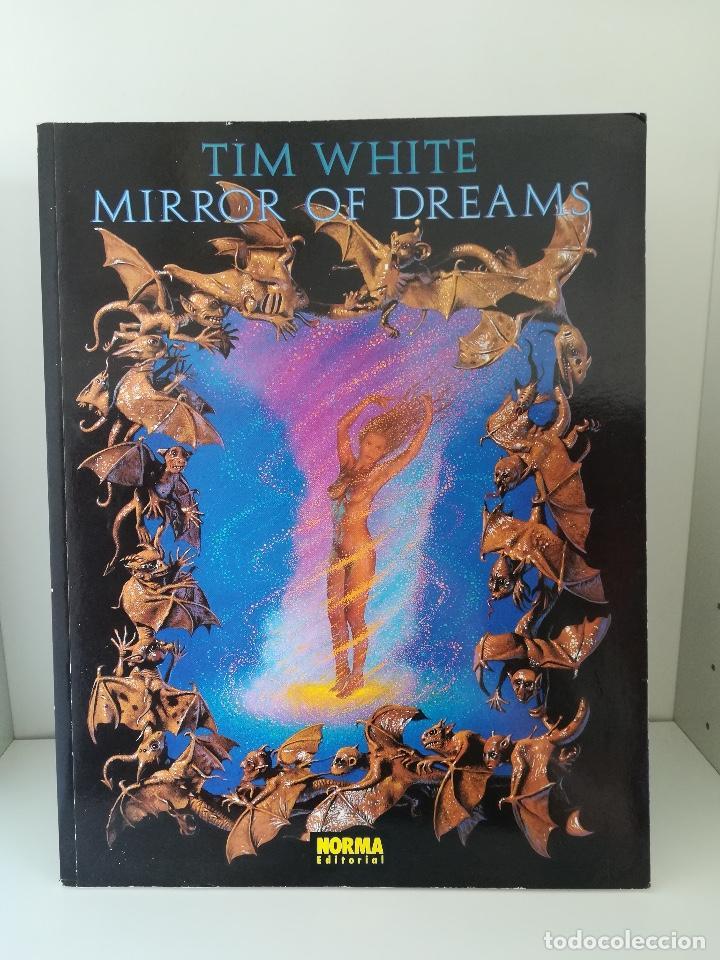 TIM WHITE MIRROR OF DREAMS NORMA 1994 EXCELENTE (Tebeos y Comics - Norma - Comic USA)