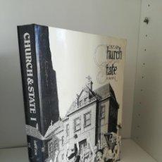 Cómics: DAVE SIM CHURCH & STATE CEREBUS EN INGLÉS VOLUME 1. Lote 211440580