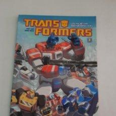 Cómics: TRANSFORMERS LA NUEVA GENERACION TOMO 3 ESTADO MUY BUENO MAS ARTICULOS ACEPTO OFERTAS. Lote 211456395