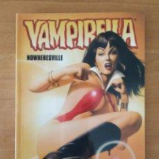 Cómics: VAMPIRELLA. NOWHERESVILLE. MARK MILLAR. MIKE MAYHEW. NORMA EDITORIAL 2004.. Lote 211458802