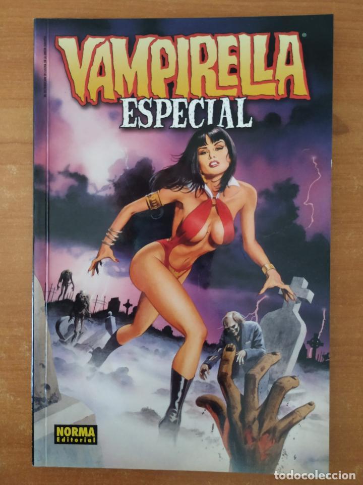 VAMPIRELLA. ESPECIAL. JAMES ROBINSON. RAY LAGO. MICHAEL BAIR. BRUCE TIMM. ALAN DAVIS. NORMA 2000. (Tebeos y Comics - Norma - Comic USA)