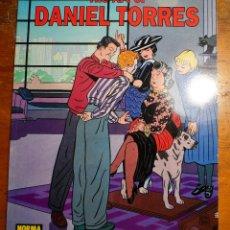 Cómics: THE ART OF DANIEL TORRES. NORMA.. Lote 211490890