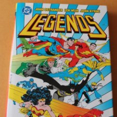 Cómics: CLÁSICOS DC Nº 5 – LEGENDS – EN CARTONÉ, CON SOBRECUBIERTA – NORMA ED AÑO 2005 – NUEVO. Lote 113646078