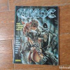 Cómics: CIMOC Nº 122 NORMA EDITORIAL.. Lote 211583357