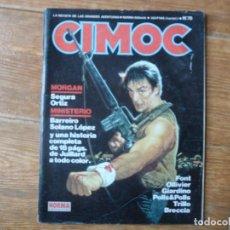 Cómics: CIMOC Nº 78 ED.NORMA. Lote 211586385