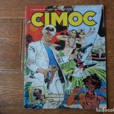 Cómics: CIMOC Nº 62 EDITORIAL NORMA. Lote 211601070