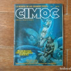 Cómics: CIMOC Nº 21 EDITORIAL NORMA 1982. Lote 211601372